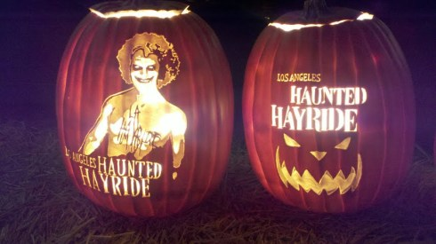 L.A.'s Haunted Hayride